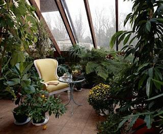 beépített terasz - az otthon melege