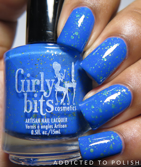 girly bits conquer