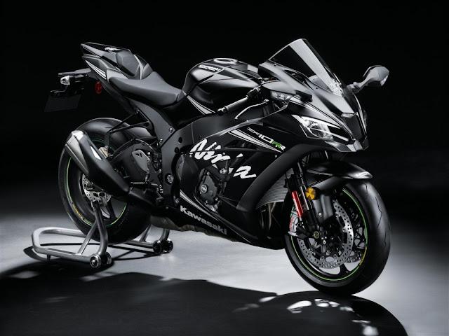 Kawasaki Ninja ZR 10RR