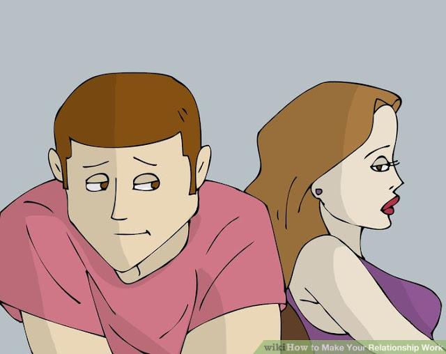 Relationship problem