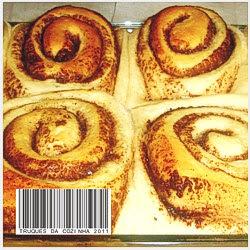 Cinnamon rolls americanos