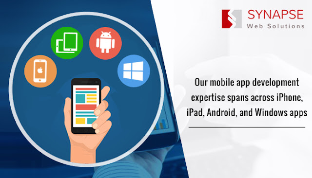 Our mobile app development expertise spans across iPhone, iPad