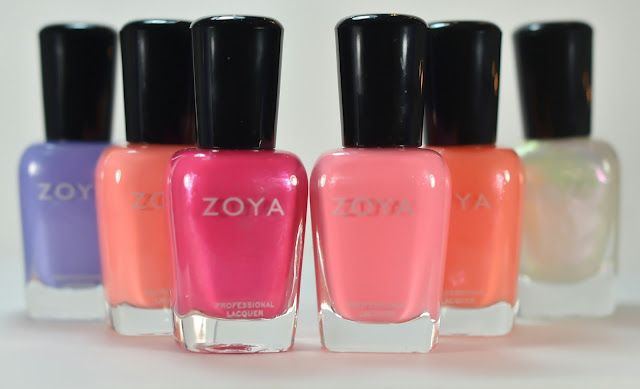 Zoya Petals swatch