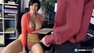 Shay Fox – Shay's office creampie