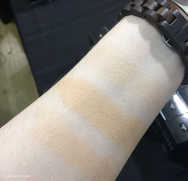 Bobbi Brown sample sale swatches