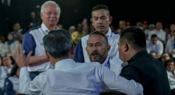 Sesi Dialog TN50 Kecoh Selepas David Teo Ditampar Mat Over Di Depan Najib