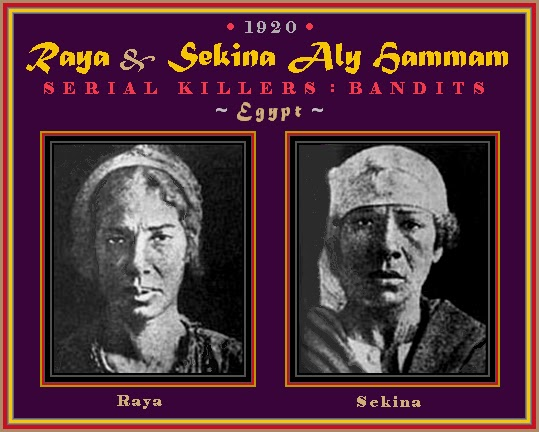 The Unknown History of MISANDRY: Raya & Sekina Aly Hammam ...