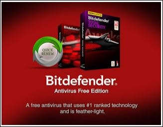 برنامج انتى فيروس BitDefender Free Edition احدث اصدار - فولدر برامج