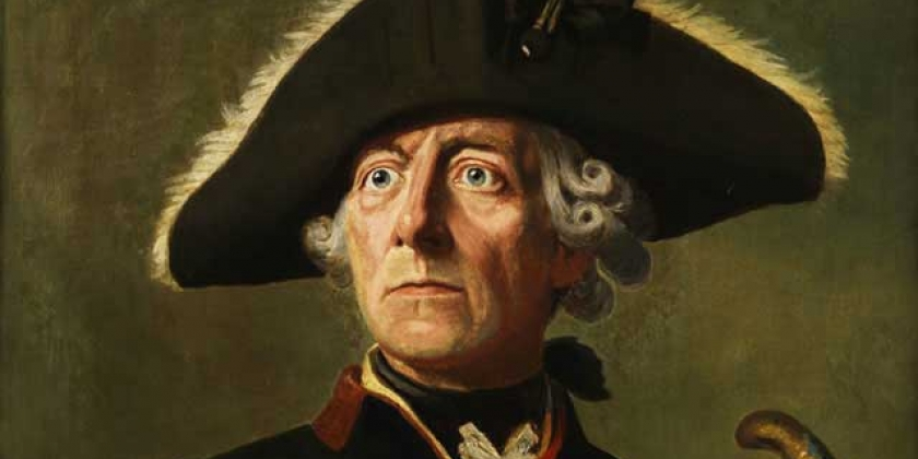 frederick the great and voltaire relationship