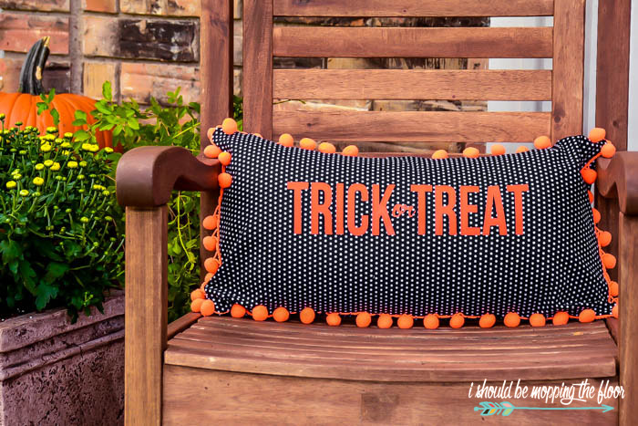 Cute Halloween Porch
