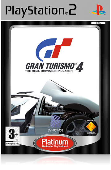 Gran Turismo 4 [PS2-NTSC-USA]