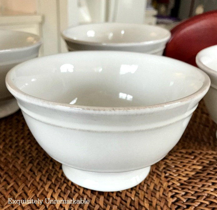 Pottery Barn Cambria Bowls