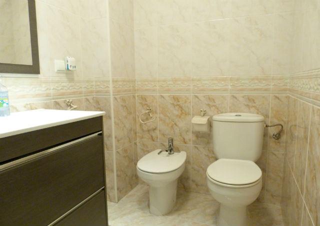 Una pizca de hogar reforma de mi ba o sin obras el antes - Renovar bano sin obra ...
