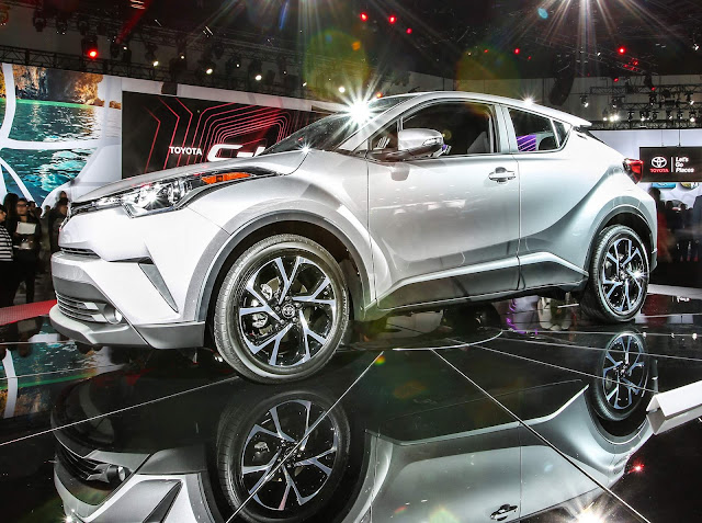 Toyota C-HR - Los Angeles Motor Show
