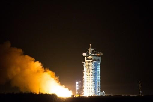 China lanza satélite para estudiar gases de efecto invernadero