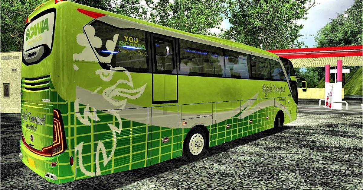 ukts mod Jetbus 2 Setra SHD Scania K360 - MASTER GAME MOD
