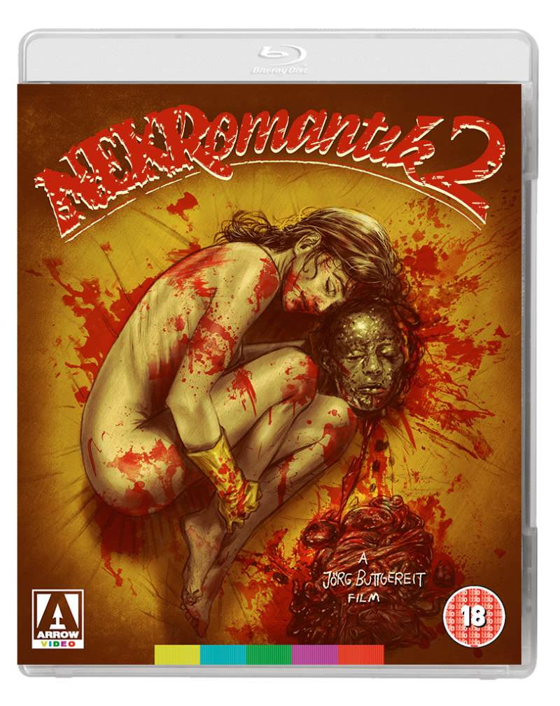 nekromantik 2 arrow bluray