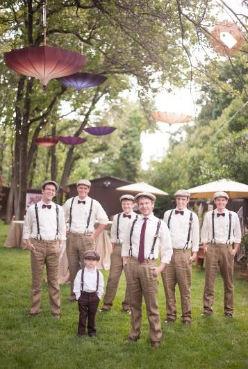 decoration mariage cirque parapluie