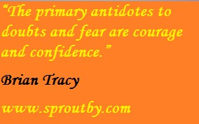 #Brian Tracy #Inspirational quotes #Motivational quotes #courage quotes #confidence quotes