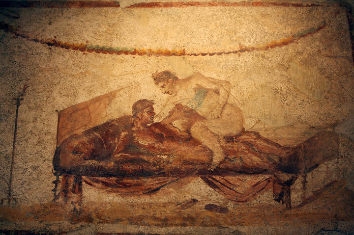 Roman Lesbian Porn