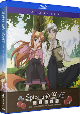 Spice And Wolf Complete Series Bluray