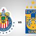 Chivas y Tigres son los finalistas del clausura 2017
