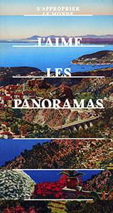 Couverture du catalogue de l'exposition « J'aime les panoramas »