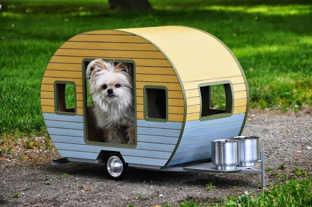 Camper para perritos