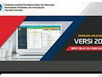 Rilis Aplikasi Dapodik Versi 2017-B