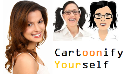 Make a cartoon of yourself