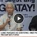 Watch: Simbahang Katoliko binatikos ang Administrasyong Duterte dahil wala pa raw nagagawa