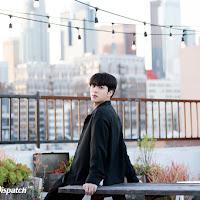 BTS Jin Dispatch 2018 Wallpaper Photos #1