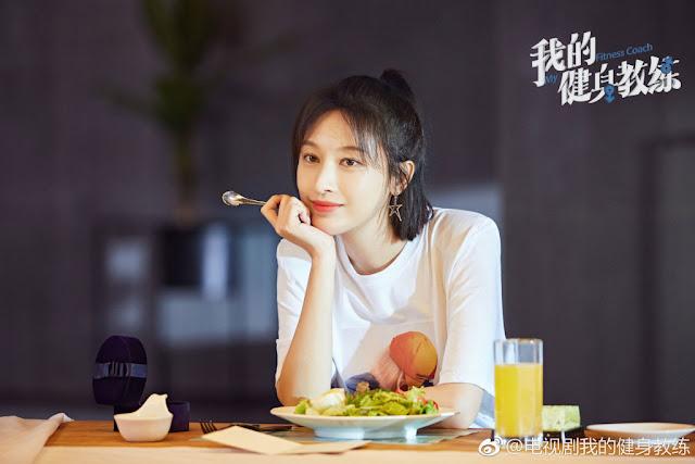 My Fitness Coach c-drama Zhang Li