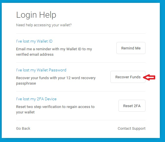How to recover your Bitcoin wallet - Timigate