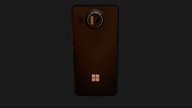 Microsoft Lumia 955 Concept By Crowtor