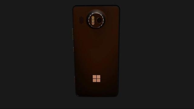 Microsoft Lumia 955 Concept By Crowtor