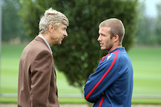 Wenger Hoping A Chat With This Legend Will Restore Arsenal