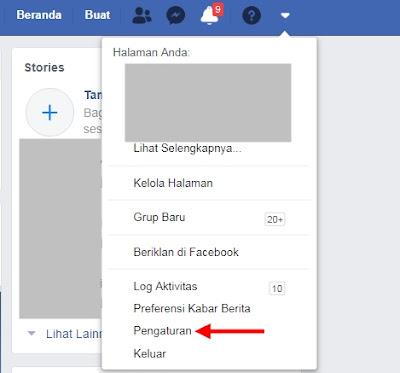 Cara Menonaktifkan Akun Facebook Sementara dan Mengaktifkan Kembali