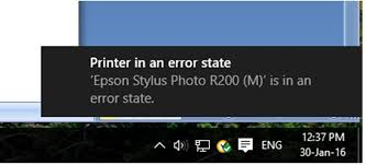 Steps to Fix Printer in an Error State on Windows 10 (Solved)