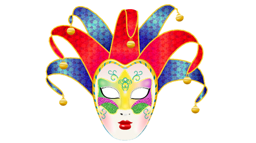 Resultado de imagem para mascara de carnaval png