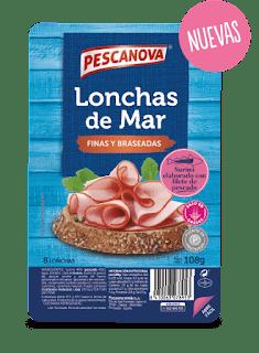LONCHAS DE MAR PESCANOVA GRATIS