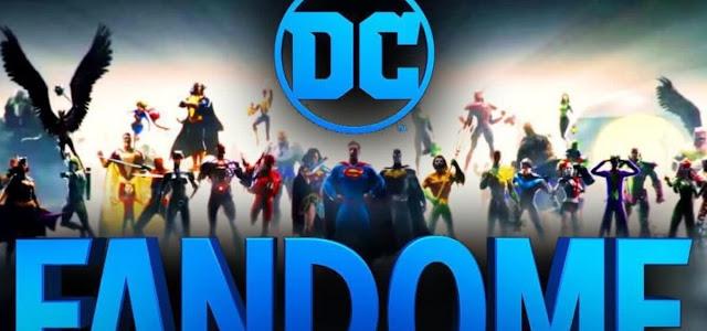 Warner Bros anuncia que a DC FanDome atingiu 22 milhões de espectadores