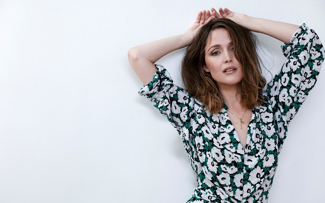 Actress Rose Byrne 2017 Wallpaper
