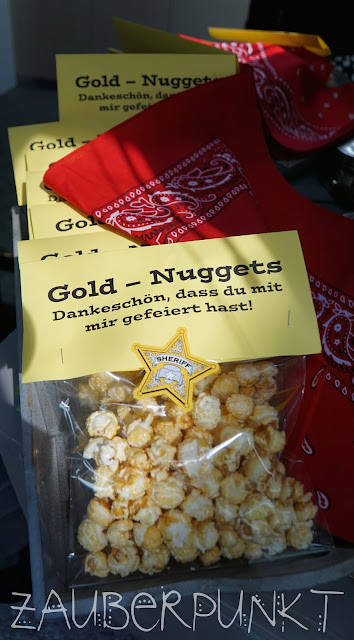 Popcorn- Goldnuggets