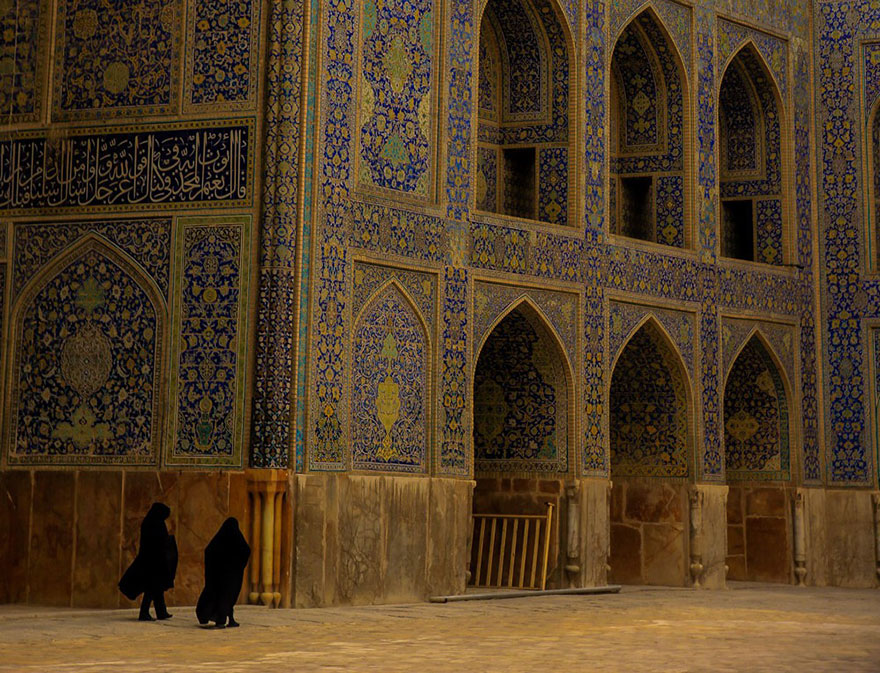 Esfahan, Iran - I Quit My Studies At The Age Of 18 And Traveled To 97 Countries Since Then