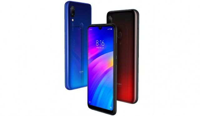 Redmi 7 Launched in India