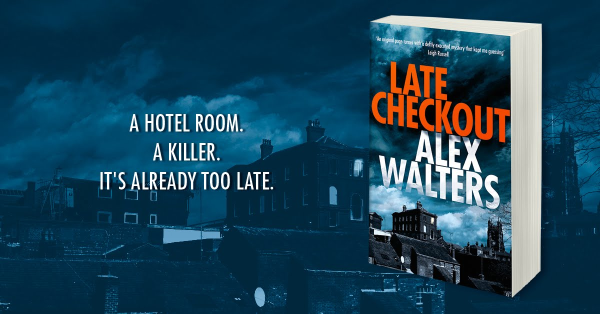 Late Checkout - my husband wrote this and it's brilliant!