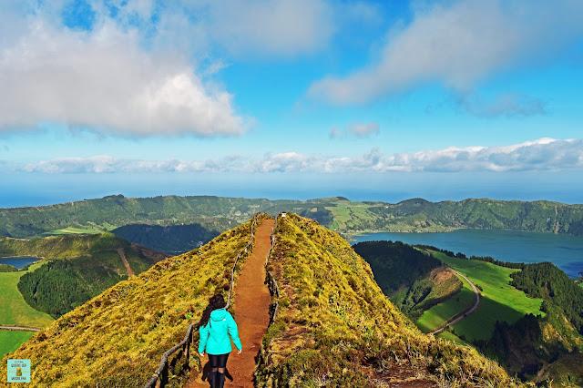 Miradouro Boca do Inferno, Sao Miguel (Azores)