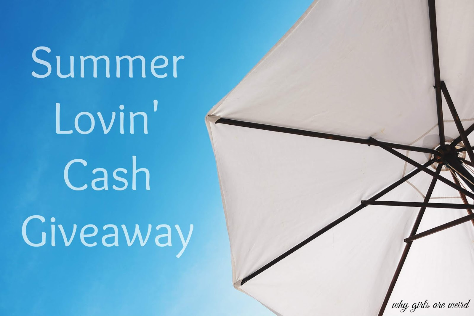 Summer Lovin' Blog Giveaway