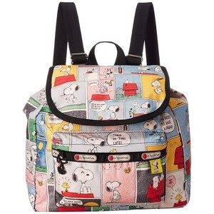 Small edie backpack, $65.99 from LeSportsac